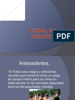 Futbol No Vidente