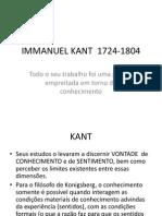 2014 1 Filosofia Jurídica Immanuel Kant 1724-1804 - Copia