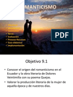 El Romanticismo (1)