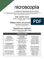 Microscopia - 125 - Octubre 2013