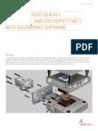 Solidworks WhitePaper Industry Moulds