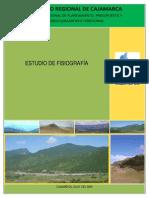 Cajamarca Clima y topografia