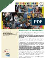 November 2014 CfC Newsletter