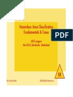 Shell Hazardous Area Classification Fundamentals