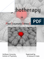 Psychotherapy in PTSD