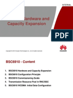 1 BSC6910 Hardware Capacity Expansion