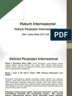 Materi Hukum Laut Internasional
