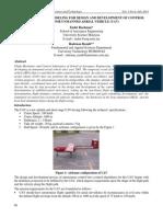 Mathematical Modeling of UAV