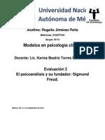 Modelos Psicologicos Unidad 2