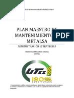Plan Maestro de Mantenimientorivitas 1