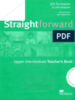 Straightforward Upper-Intermediate Teacher's Book