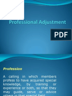 Professional-Adjustment.ppt