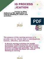 Nursing Process Application1