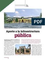 Aporte a La Infraestructura Pública