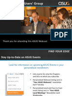Asug June 2014 Tm Rds Overview