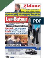 LE BUTEUR PDF du 31/12/2009