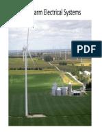 Wind Farm Electrical System