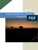Palm the Beach Resort Mandvi