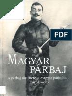 Clair Vilmos - Magyar párbaj