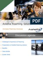 Astellia Roaming Solution