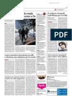 Ateneo e territorio / Libro su Montaigne - Il Messaggero dell'11 novembre 2014