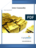 Daily Commodity Market Report by CapitalHeight