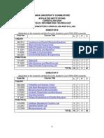 2008 Regulations-IT 3 and 4 SEMESTER[1]