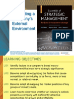 Essentials of Strategic Management Chapter 3