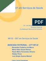NR 32 SST Em Serviços de Saúde