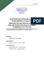 Estudio de Integracion Paisajistica