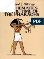 Mathematics in the Time of the Pharos