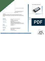Data Sheet 2700