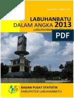 Kab Labuhanbatu Dalam Angka 2013