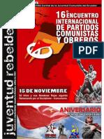 Juventud Rebelde Noviembre/2014