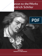 Steven D. Martinson-A Companion to the Works of Friedrich Schiller (Studies in German Literature Linguistics and Culture) (2005)