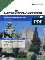 Fichas - Vida Quotidiana - Portugal No Séc. XIII