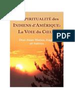 Antonov Vladimir - La Spiritualité Des Indiens d'Amérique
