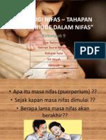 FISIOLOGI NIFAS