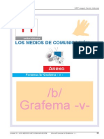 Unidad 11. Anexo Fonema b, Grafema V
