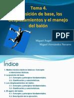 Tema 4 - Miguel Tobarra y Miguel Hernández