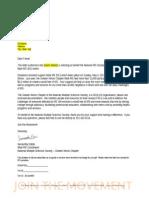 ILD Walk MS 2012 Fundraising Authorization Letter