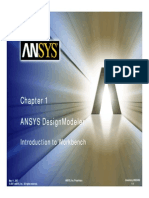 Part and Assembly modeling with ANSYS DesignModeler 14_Huei-Huang