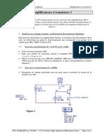 TP ADS Ampli Transistors 1