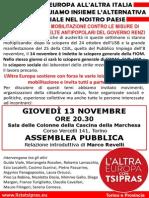 Assemblea 13 novembre