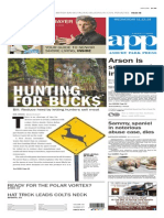Asbury Park Press Front Page Wednesday, Nov. 12