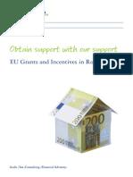 Delloite - Grants and Incentives