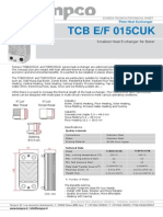 TCB E-F 015CUK