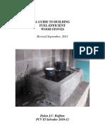 Stove Guide 2010-2012