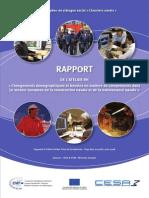 Rapport de l'atelier RH (2008)