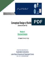 Module a Structural Analysis Suscos 2013 2014 l5 Wa